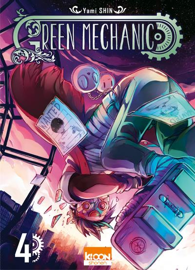 GREEN MECHANIC T04 - VOLUME 04