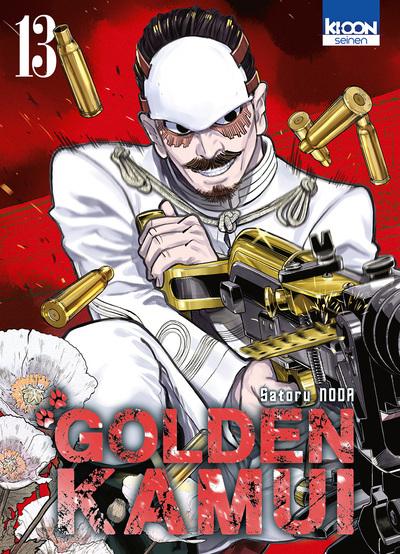 T13 GOLDEN KAMUI