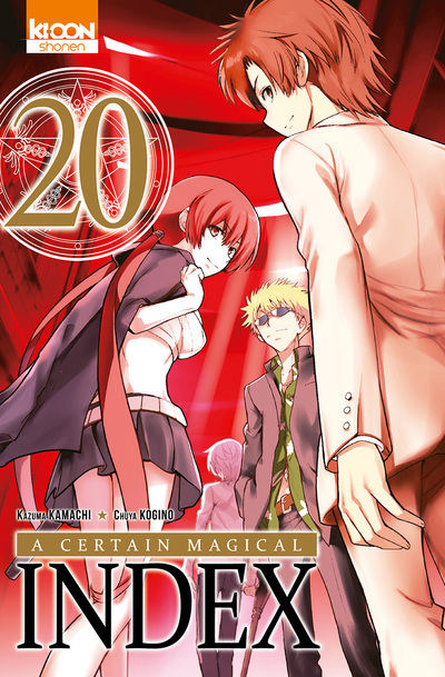 A CERTAIN MAGICAL INDEX T20 - VOL20