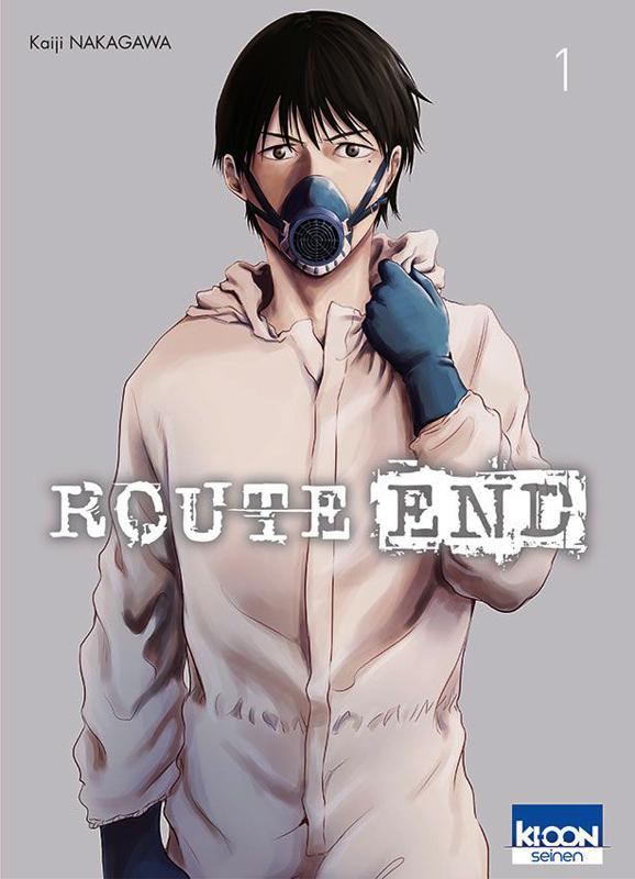 ROUTE END T01 - VOL01