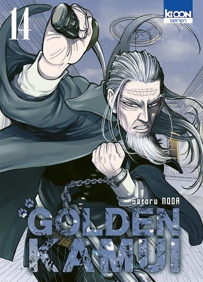 GOLDEN KAMUI T14 - VOLUME 14