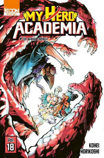 MY HERO ACADEMIA T18 - VOLUME 18