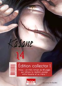 T14 KASANE  LA VOLEUSE DE VISAGE  EDITION COLLECTOR