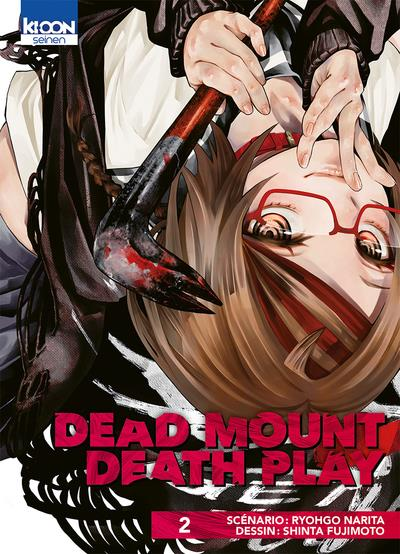 DEAD MOUNT DEATH PLAY T02 - VOLUME 02