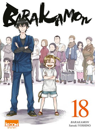 BARAKAMON T18 - VOL18