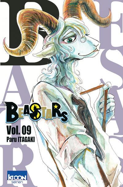 SEINEN/BEASTARS - BEASTARS T09 - VOL09