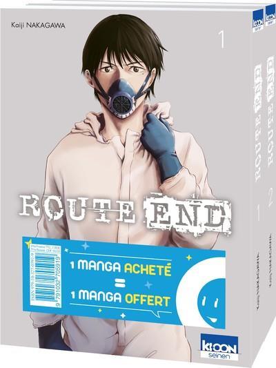 SEINEN/ROUTE END - PACK OFFRE DECOUVERTE ROUTE END T01 & T02