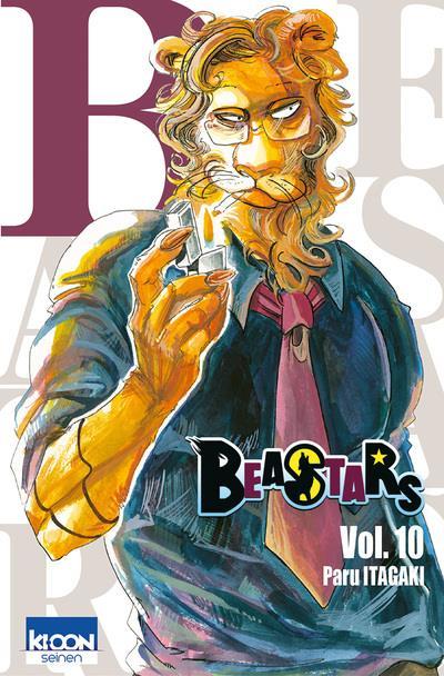 BEASTARS T10 - VOL10