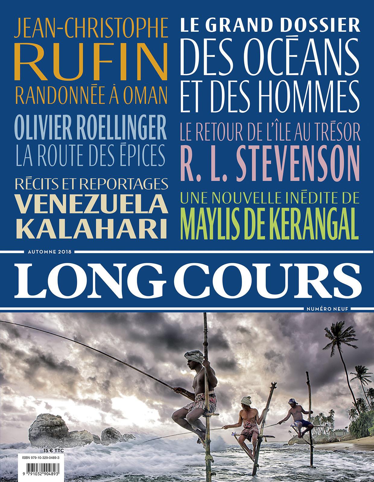 OCEANS ET DES HOMMES - LONG COURS N 9 (DES)
