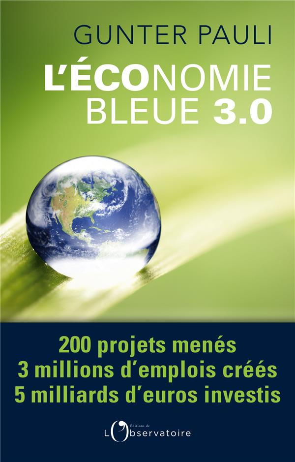 L'ECONOMIE BLEUE 3.0