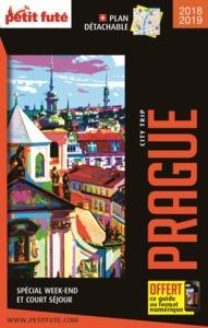 PRAGUE 2018 CITY TRIP PETIT FUTE + OFFRE NUM