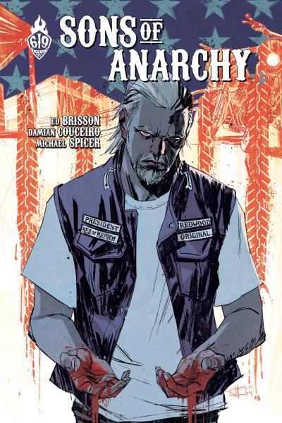SONS OF ANARCHY T03
