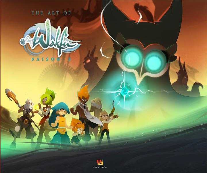 THE ART OF WAKFU SAISON 3