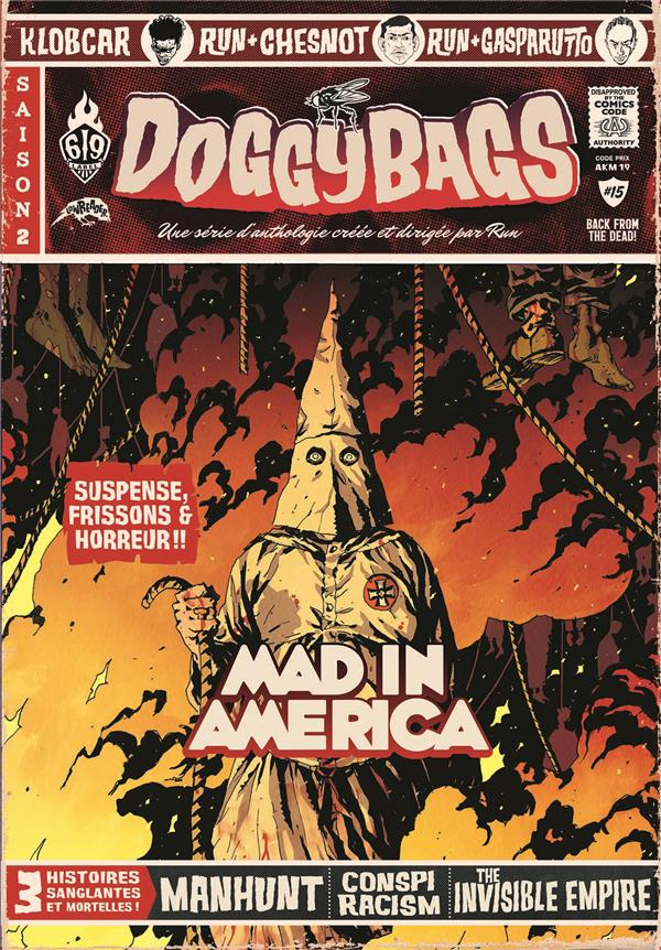 DOGGYBAGS : MAD IN AMERICA