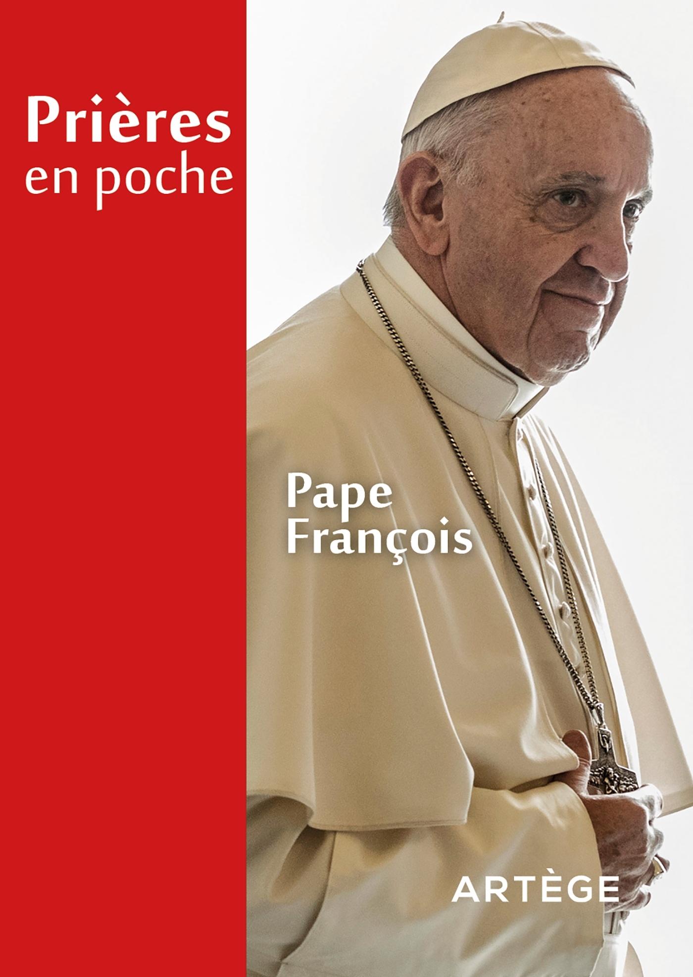 PRIERES EN POCHE - PAPE FRANCOIS