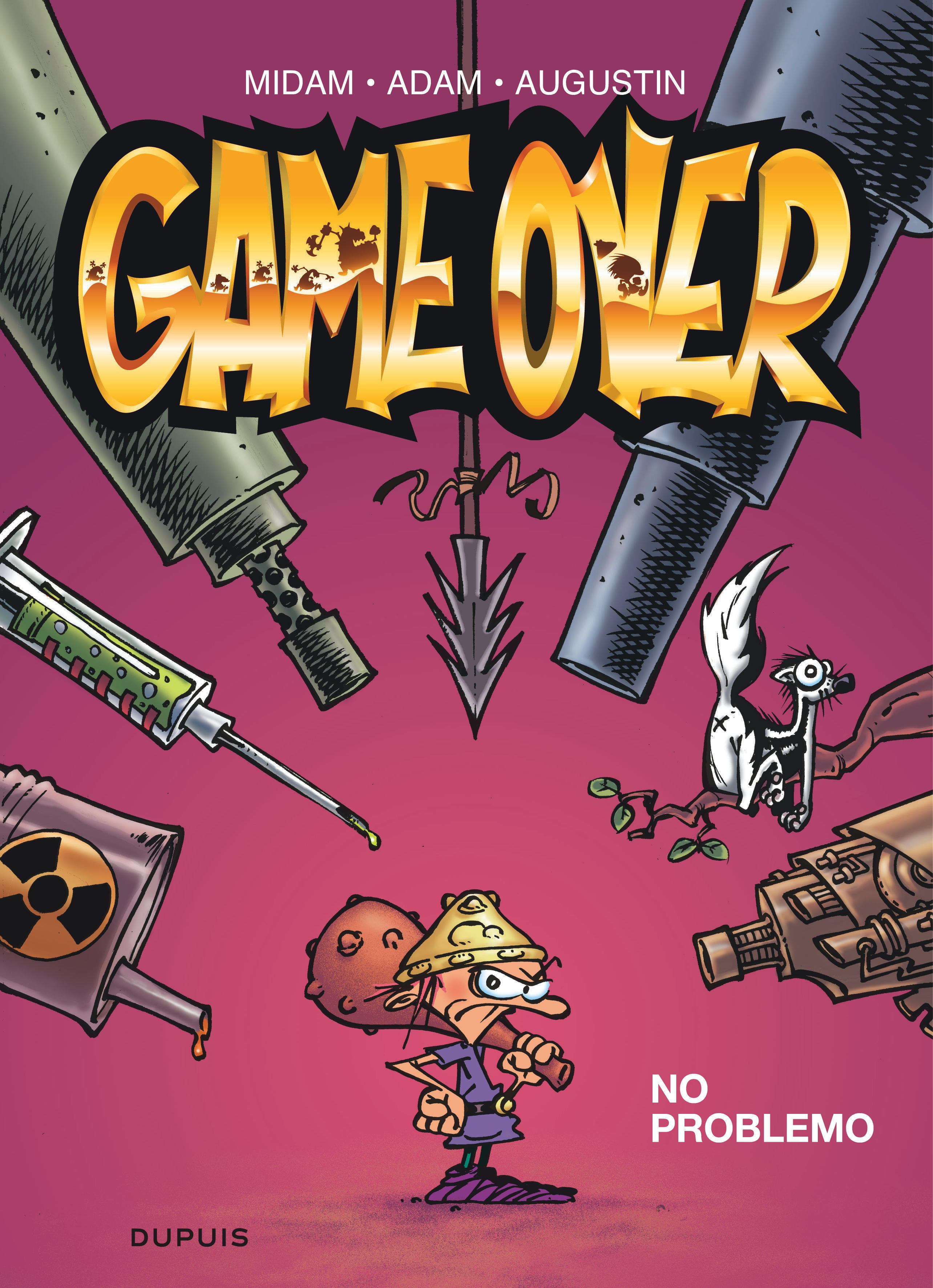 GAME OVER - TOME 2 - NO PROBLEMO (INDISPENSABLES 2018)