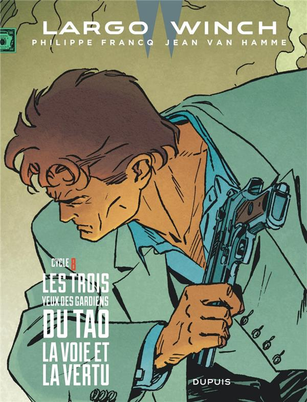 LARGO WINCH - DIPTYQUES - TOME 8 - DIPTYQUE LARGO WINCH 8/10