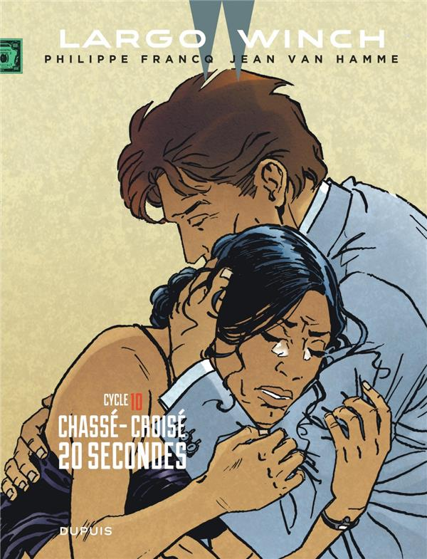 LARGO WINCH - DIPTYQUES - TOME 10 - DIPTYQUE LARGO WINCH 10/10