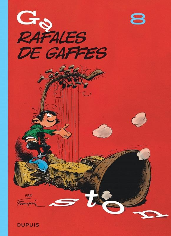 GASTON (EDITION 2018) T8 GASTON (EDITION 2018) - TOME 8 - RAFALES DE GAFFES (EDITION 2018)