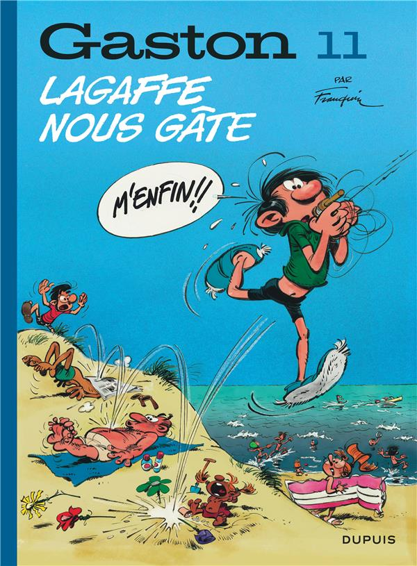 GASTON (EDITION 2018) - TOME 11 - LAGAFFE NOUS GATE (EDITION 2018)
