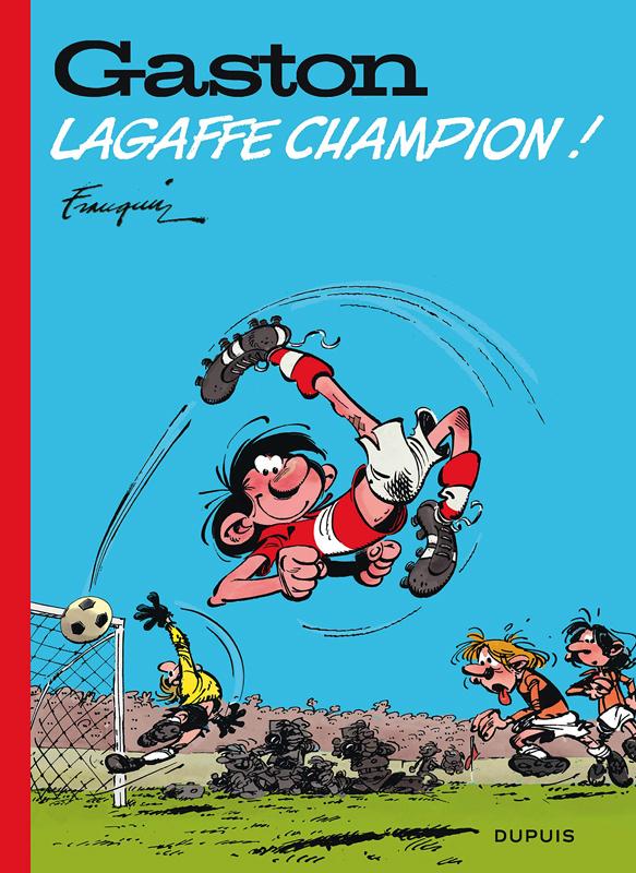 GASTON HORS SERIE - GASTON HORS-SERIE - TOME 6 - LAGAFFE CHAMPION !