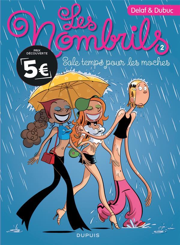LES NOMBRILS - TOME 2 - SALE TEMPS POUR LES MOCHES (PRIX REDUIT)