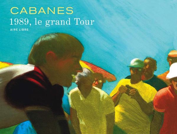 LA BOUCLE MAGIQUE - 1989, LE GRAND TOUR - TOME 0 - 1989, LE GRAND TOUR