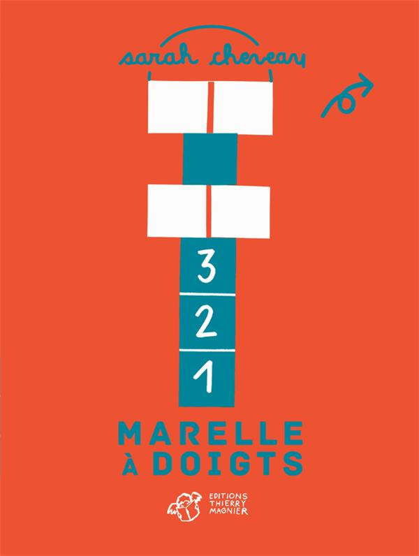 1, 2, 3, MARELLE A DOIGTS