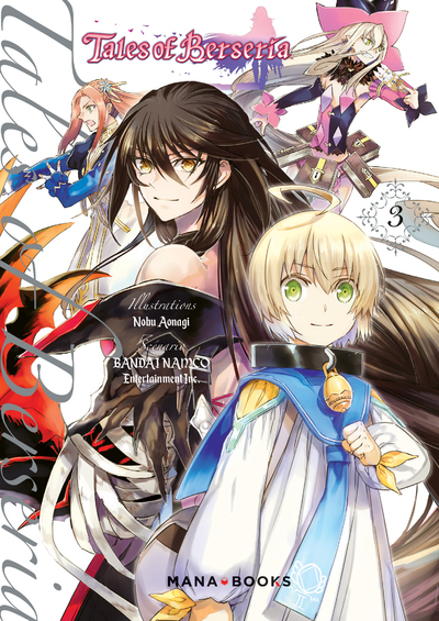 TALES OF BERSERIA T03 - VOL03
