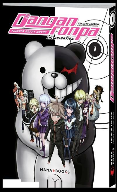 DANGANRONPA T01 - VOL01