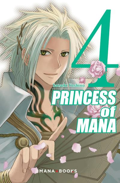 PRINCESS OF MANA T04 - VOLUME 04