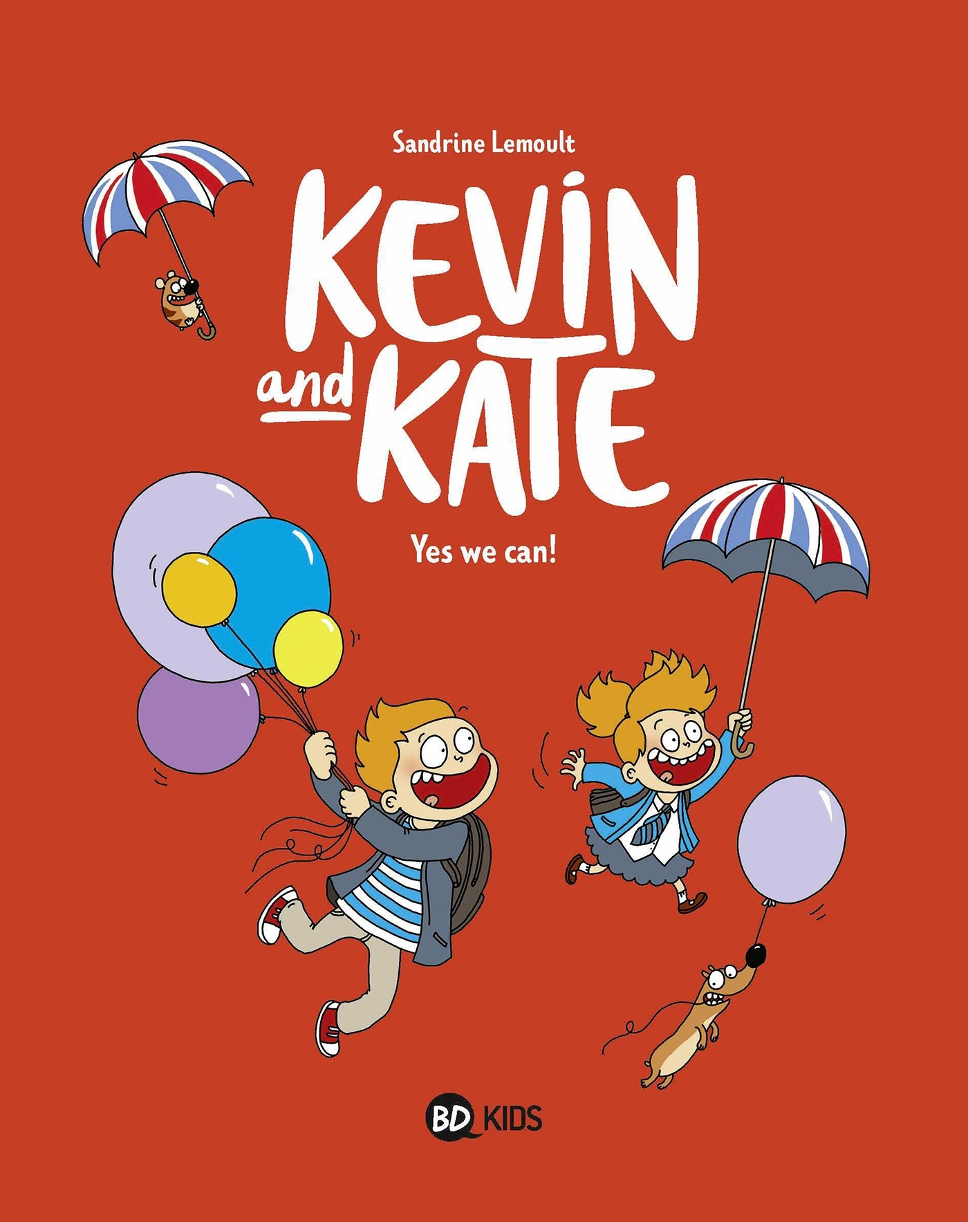 KEVIN AND KATE, TOME 03 - YES WE CAN !