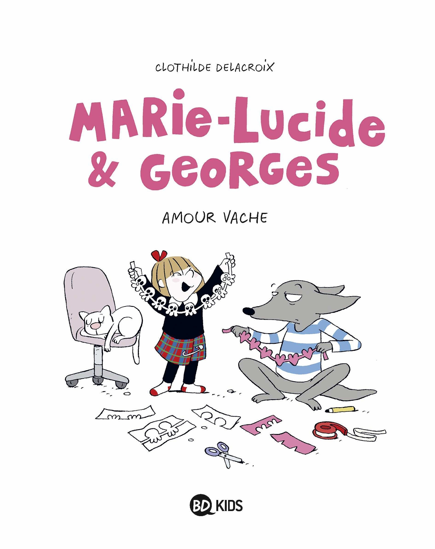 MARIE-LUCIDE ET GEORGES, TOME 01