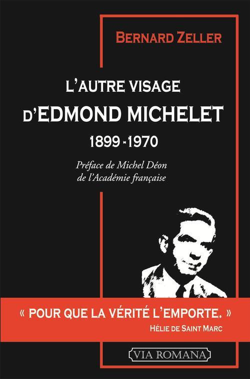 L'AUTRE VISAGE D'EDMOND MICHELET