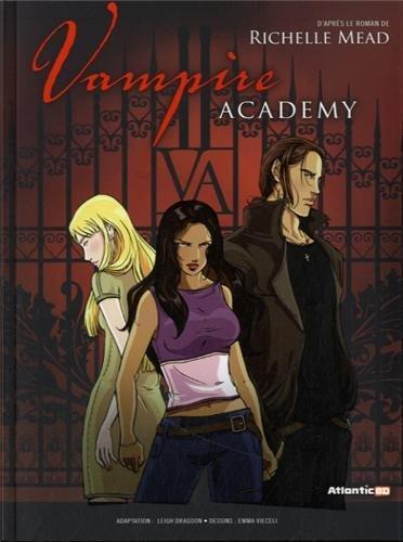 VAMPIRE ACADEMY T01