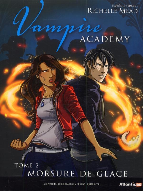 VAMPIRE ACADEMY T02