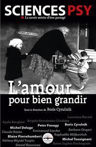 L AMOUR POUR BIEN GRANDIR