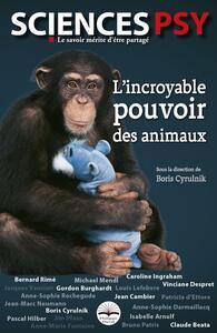 L INCROYABLE POUVOIR DES ANIMAUX
