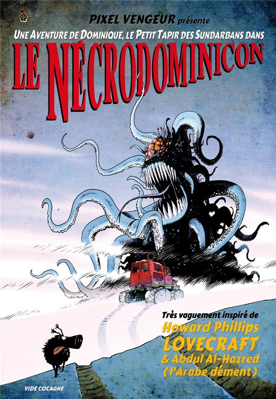 NECRODOMINICON (LE)