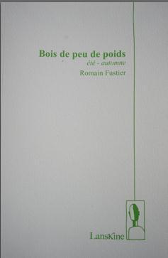 BOIS DE PEU DE POIDS