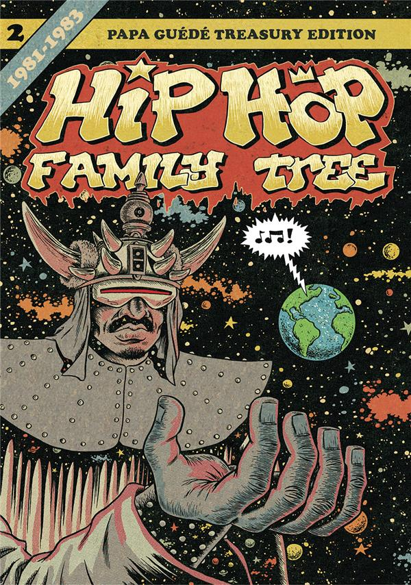 HIP HOP FAMILY TREE T2 1981-1983