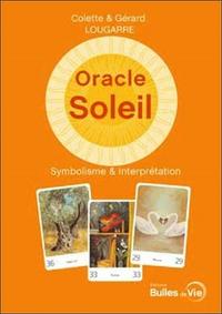 ORACLE SOLEIL (LIVRE) - SYMBOLISME & INTERPRETATION