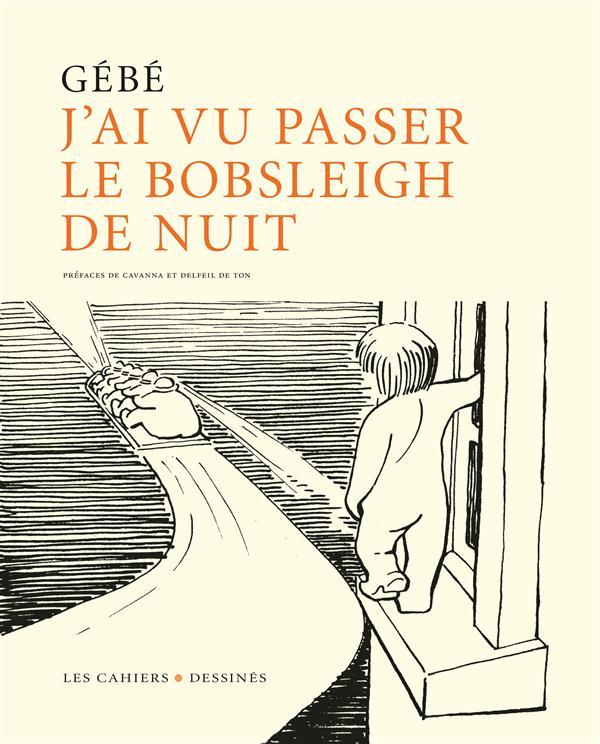 J AI VU PASSER LE BOBSLEIGH DE NUIT