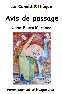 AVIS DE PASSAGE