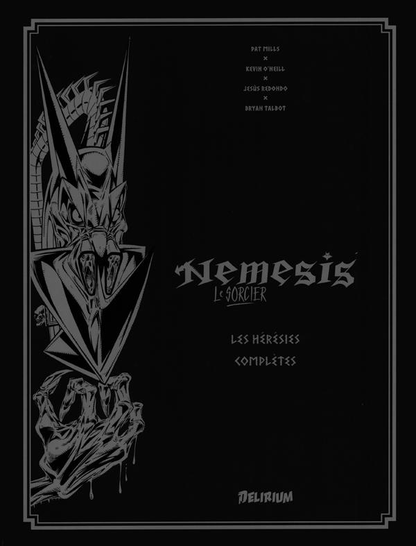 NEMESIS - INTEGRALE VOLUME 1