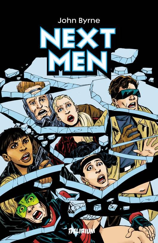 NEXT MEN - INTEGRALE VOLUME 1
