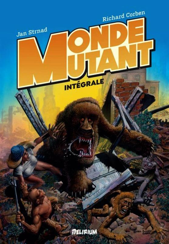 MONDE MUTANT, INTEGRALE