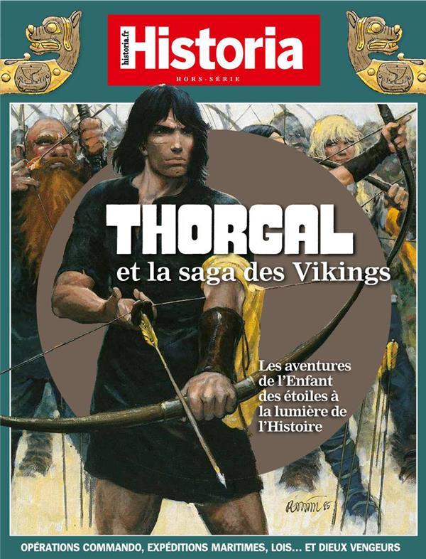 BD HORS SERIE HISTORIA THORGAL