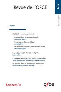 N  154 : VARIA