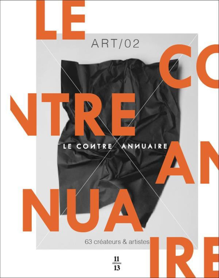 LE CONTRE ANNUAIRE  ART 02  63 CREATEURS ET ARTISTES